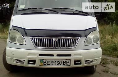 ГАЗ 2217 Соболь 2003
