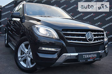 Mercedes-Benz ML 350 2013