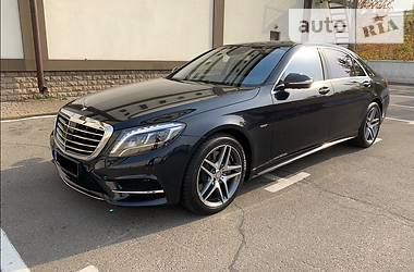 Mercedes-Benz S 500 LONG EDITION 1 2014