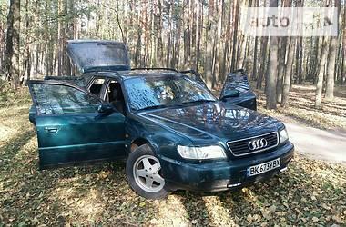 Audi A6 Ауди а6 с4 2.5тді. 1996