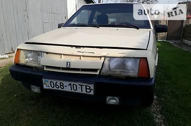 ВАЗ 2108 Lada Samara 1986