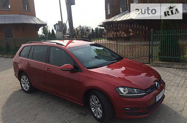 Volkswagen Golf VII 1.4 TSI METAN LED 2014