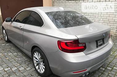 BMW 228 2014