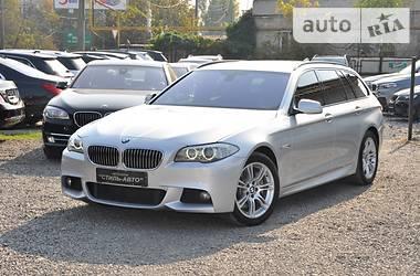 BMW 530 d M-Pack 2012