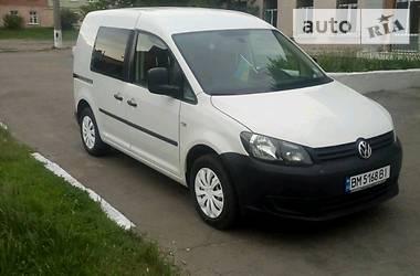 Volkswagen Caddy груз. 75 kw 2013