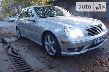 Mercedes-Benz C 230 AMG 2005