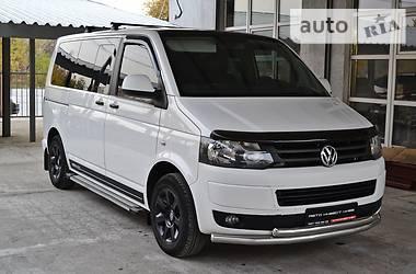 Volkswagen T5 (Transporter) пасс. Sport 2010