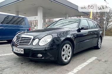 Mercedes-Benz E 200 _2.2cdi 2007