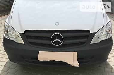 Mercedes-Benz Vito груз. 110 2013