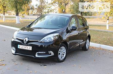 Renault Scenic Limited 2015