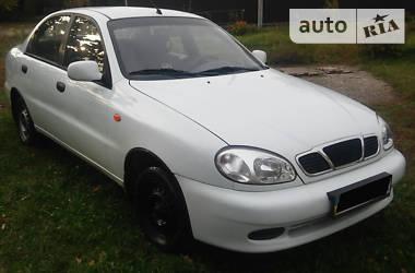ЗАЗ Sens S 2012