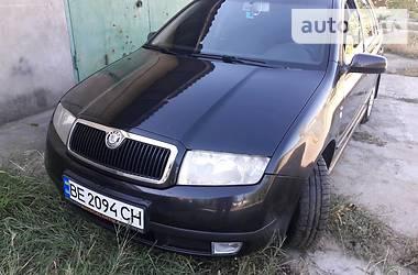 Skoda Fabia Combi ELEGANCE 2001