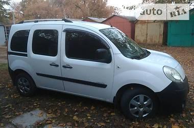 Renault Kangoo пасс. Пассажирский-В 2008
