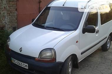 Renault Kangoo пасс. 1998
