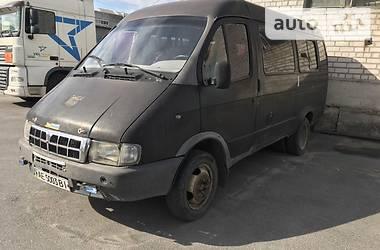 ГАЗ 3202 Газель 1999