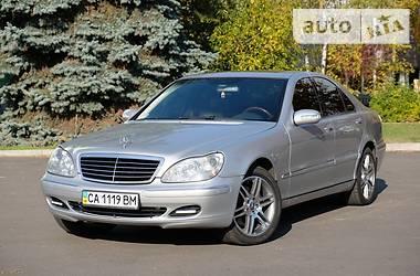 Mercedes-Benz S 400 w220 2003