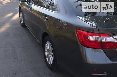 Toyota Camry комфорт 2013