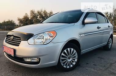 Hyundai Accent AT 2008