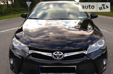Toyota Camry Toyota Camry SE 2017