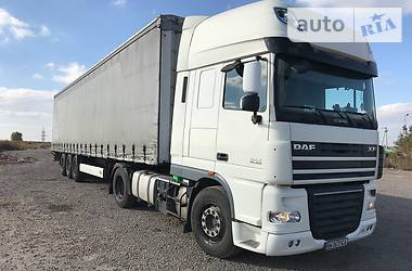 Daf XF 105 SuperSpace 2010