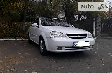 Chevrolet Lacetti SX 2012