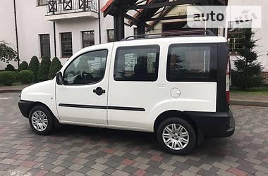 Fiat Doblo пасс. Gaz 2005