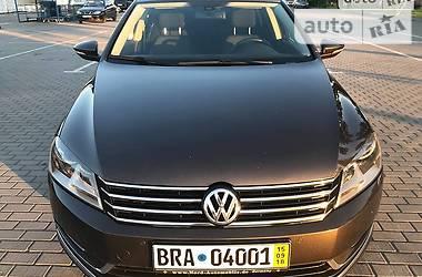 Volkswagen Passat B7 2013
