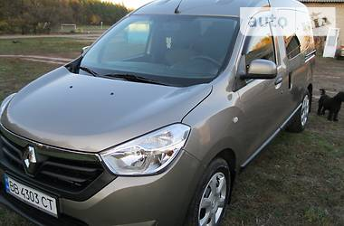 Renault Dokker пасс. 2014