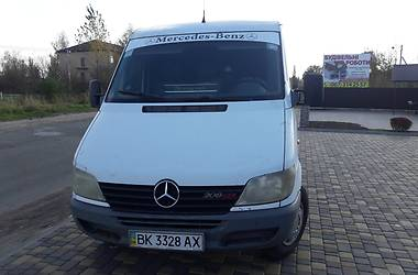 Mercedes-Benz Sprinter 208 груз. 2001
