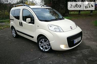 Fiat Qubo пасс. 1.3 JTD 2011