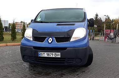 Renault Trafic пасс. Вебаста 2008