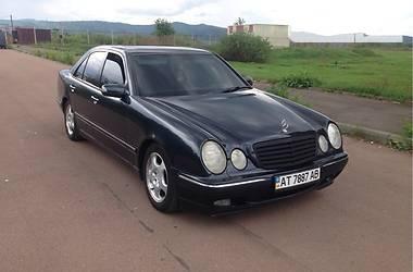 Mercedes-Benz E 270 Avantgarde 2001