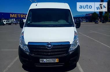 Opel Movano груз. L2H2 2014