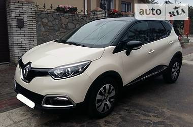 Renault Captur 1.5 dci AT WAVE 2017