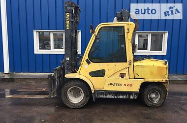 Hyster H 5.00XM 2005