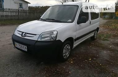 Peugeot Partner пасс. 2008