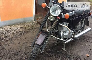 Jawa (ЯВА) 350 1986