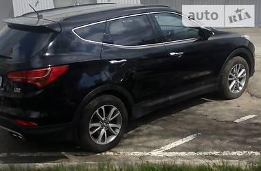 Hyundai Santa FE DM 2.2 CRDi AT 2013