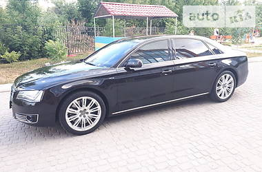 Audi A8 6.3i Long quattro 2012