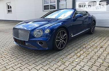 Bentley Continental GT  First Edition Blue 2018
