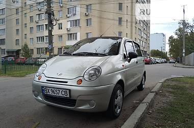 Daewoo Matiz 0.8 5d 2007