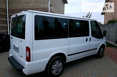 Ford Transit пасс. Tourneo Limited 2013