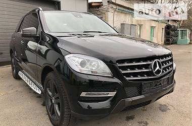 Mercedes-Benz ML 350 2014