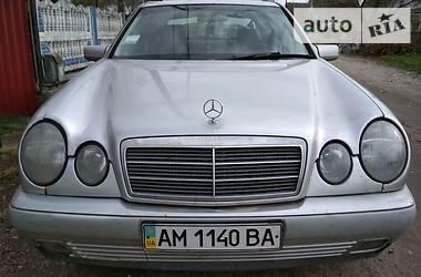Mercedes-Benz E 220 210 2.2CDI 1999