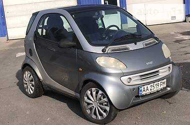Smart Fortwo 0.6 Turbo 2000