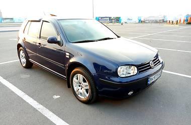 Volkswagen Golf IV HIGHLINE 2001