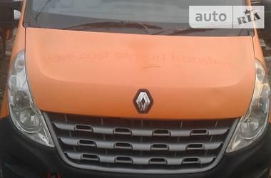 Renault Master пасс.  2012