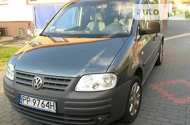 Volkswagen Caddy пасс. 1.4 2005