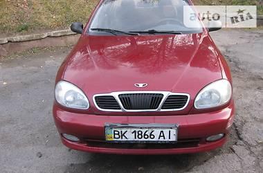 Daewoo Lanos 1.6i 2007