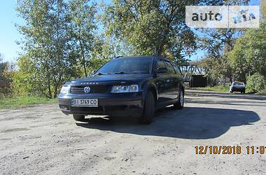 Volkswagen Passat B5 1.8 ADR 1998